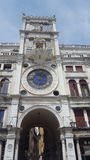 Hermosas vistas de Venecia Foto de archivo libre de regalías