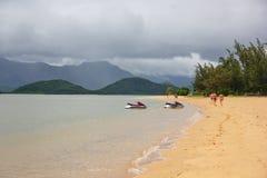 Hermosas vistas del mar y de la playa de Vietnam Imágenes de archivo libres de regalías
