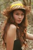 Hermoso asiático Fotografía de archivo libre de regalías