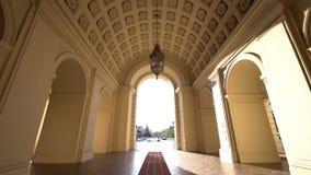 Hermoso ayuntamiento, Los Ángeles, California Pasadena almacen de video