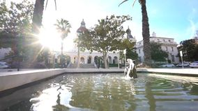 Hermoso ayuntamiento, Los Ángeles, California Pasadena metrajes