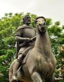 Hernan Cortes, Caceres, Extremadura, Spanje Royalty-vrije Stock Fotografie