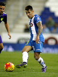 Hernan Perez of RCD Espanyol Stock Photography