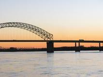 Hernando de Soto-Brücke Lizenzfreie Stockfotografie