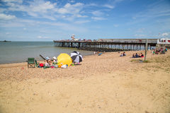 Herne Bay, Kent, UK Stock Image