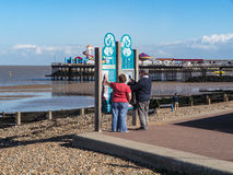 Herne Bay, Kent, Uk Royalty Free Stock Photography