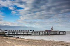 Herne Bay Pier Stock Image