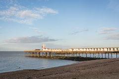 Herne Bay Pier Royalty Free Stock Photos