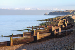 Herne zatoka, Kent, UK Zdjęcia Stock