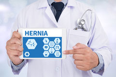HERNIA Stock Photos