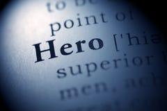Hero Royalty Free Stock Image