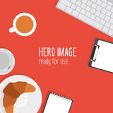 Hero image Royalty Free Stock Images