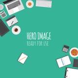 Hero image Royalty Free Stock Photos