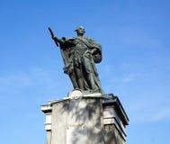 Hero monument at Riza park in Manila Stock Photo
