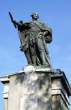 Hero monument at Riza park in Manila Royalty Free Stock Image