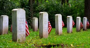 Hero Patriots Final Resting Place stock images