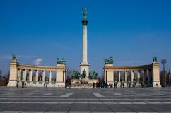 Hero Square Royalty Free Stock Images