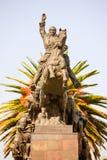 Hero Statue In Quito Ecuador Royalty Free Stock Image