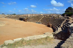 Herod the Great built a hippodrome Royalty Free Stock Photos