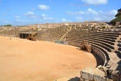 Herod the Great built a hippodrome Stock Image