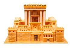Herod's temple Stock Image