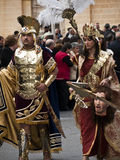 Herod und Herodias Lizenzfreies Stockbild
