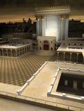 Herodian Tempel Stockfotos