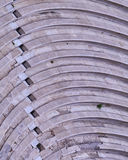 Herodion ancient theater, Athens Greece. Bleachers of Herodion ancient theater, Athens Greece Stock Image