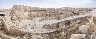 Herodium, Израиль Стоковые Фото