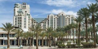 Herods-Palast Hotel mit fünf Sternen Lizenzfreie Stockbilder