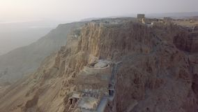 Herods-Palast vom Brummen stock video