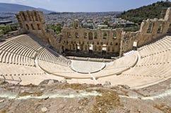 Free Herodus Atticus Theater At Athens Stock Photos - 14306393
