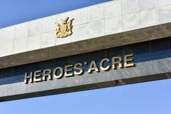 Heroes Acre, Windhoek, Namibia, Africa Stock Photos