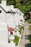 The Heroes Cemetery In Bucharest Stock Image