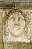 Heroes of Greek mythology. The heroes of the Greek mythology made in stone adorn the bridge Royalty Free Stock Images
