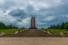 Heroes Monument Stock Photos