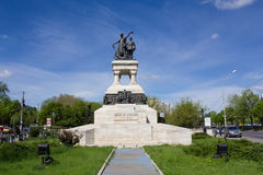 Heroes Monument Royalty Free Stock Photos