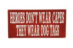 Heroes Royalty Free Stock Photo