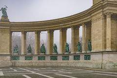 Heroes' Square Stock Photography