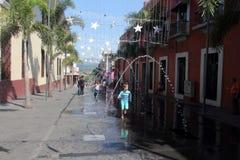 Heroica科多巴,墨西哥 免版税库存照片