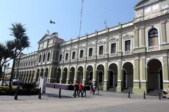 Heroica cordoba, Meksyk Obrazy Royalty Free