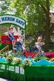 Heron Days Ambassadors at Parade Royalty Free Stock Photos