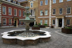Heron Square, London Royalty Free Stock Photography