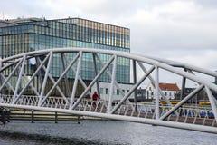 Herr Brücke JJ van de Velde Stockfoto