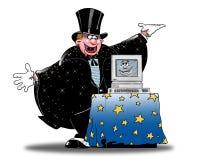 Herr Magoo Lizenzfreies Stockfoto