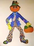 Herr Pumpkin Lizenzfreie Stockfotografie