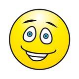 Herr Smiley stock abbildung