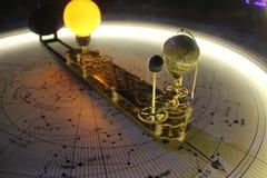 Herramienta astrológica Foto de archivo libre de regalías