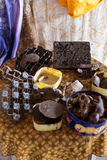 Herramienta del batik del Balinese Foto de archivo libre de regalías