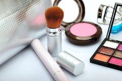 Herramienta del maquillaje Fotos de archivo libres de regalías